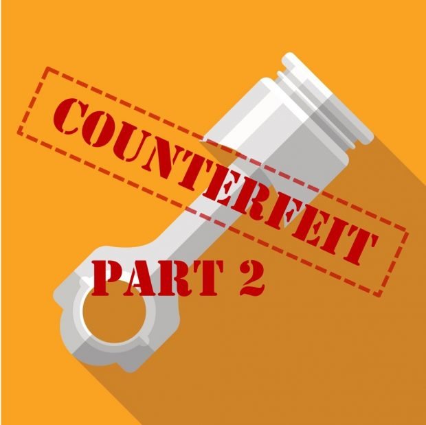 Part 2: Counterfeit auto parts: Is the threat real?