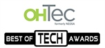 Ohtec Best of Tech Badge